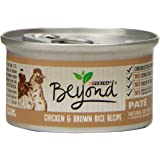 Purina Beyond Natural Pate Wet Cat Food- 12-3 oz. Cans