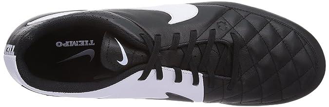 Nike Tiempo Genio Leather FG - Botas Unisex: Amazon.es: Zapatos y complementos
