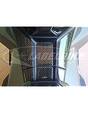 Adhésif Gel 3D Résine Protection Repose-Pied Compatible avec Xadv Honda X-Adv 750