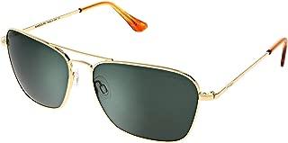 product image for Randolph Intruder Rectangular Classic Aviator Sunglasses for Men Non-Polarized 100% UV
