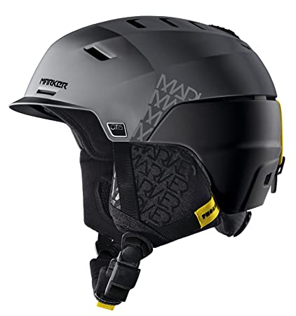 783d6f7c95a9 Amazon.com  Marker Phoenix Otis 3Block Helmet (Black