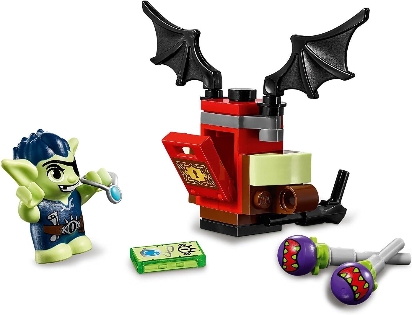 LEGO Elves Airas dirigeable et la chasse après l/'amulette 41184 Air Ship new neuf
