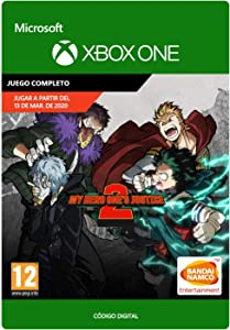 My Hero One's Justice 2: Standard Edition | Xbox One - Código de descarga