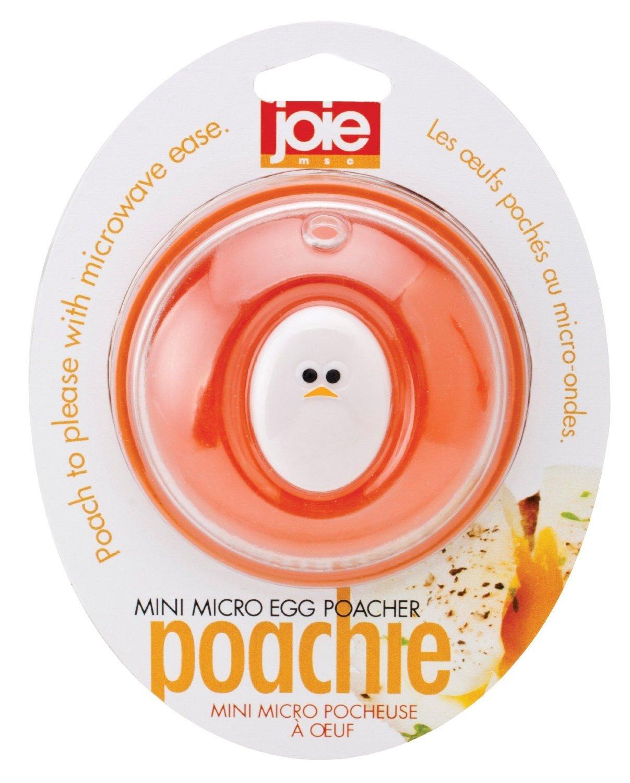 Joie Escalfador de Huevos microondas, Amarillo y Blanco, 8x5.7x8 ...