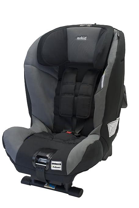 Axkids minikid niño asiento de coche gris: Amazon.es: Bebé