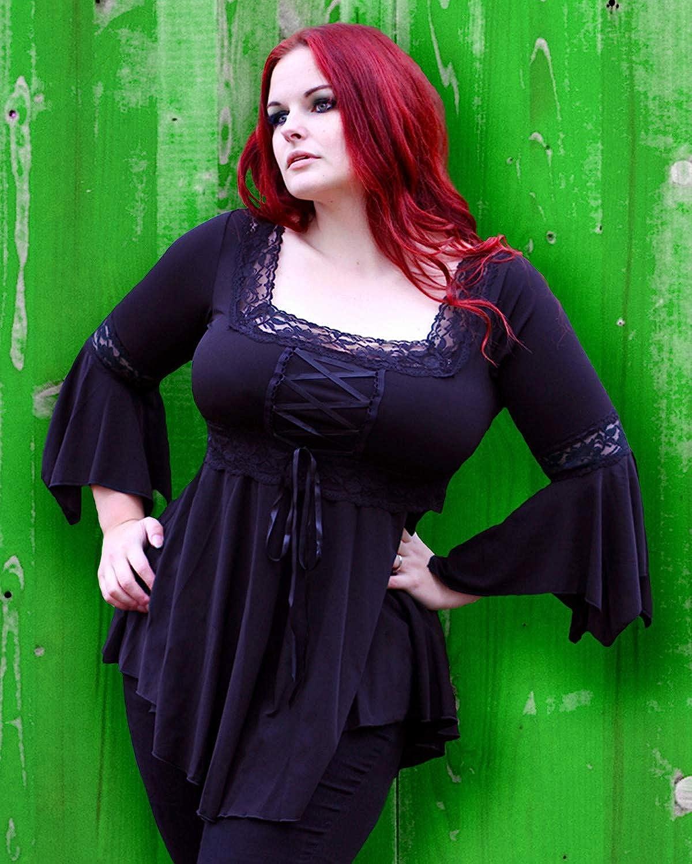 Dare to Wear Victorian Gothic Boho Renaissance Corset Top
