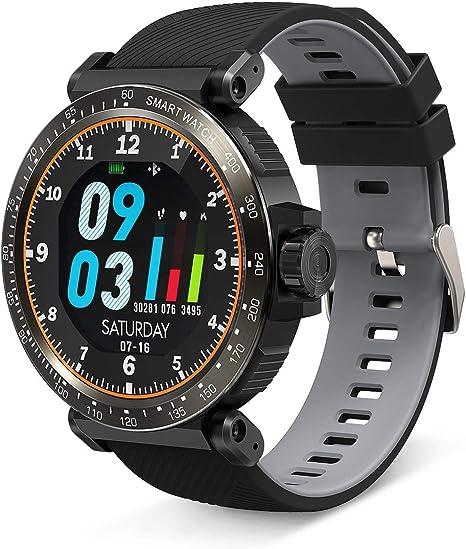 Blitzwolf Smartwatch 1 3 Zoll Hd Full Touchscreen Ip68 Elektronik