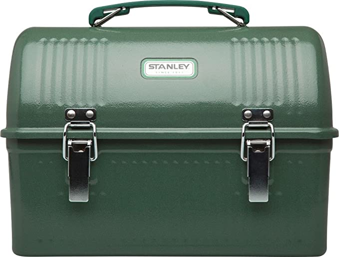 1950s Men's Clothing Stanley Classic Lunch Box $38.35 AT vintagedancer.com