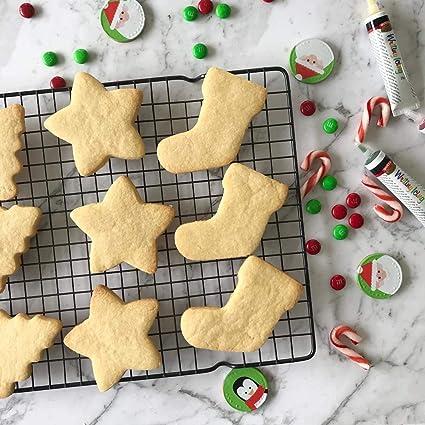 Biscotti Di Natale X Bambini.10 Pezzi Di Formine Per Biscotti Per Natale Forme Ad Albero Di