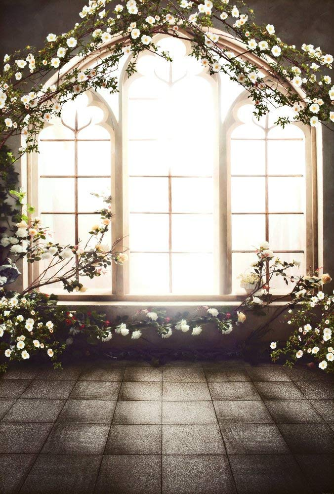 Buy L2g 5x6 5ft French Window Indoor Flowers Background Children Baby Photo Studio Decor Backgrounds Photography Wedding Backdrop Online At Low Price In India Kate Camera Reviews Ratings Amazon In