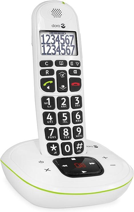 Doro PhoneEasy 115 - Teléfono para personas mayores: Amazon.es: Electrónica