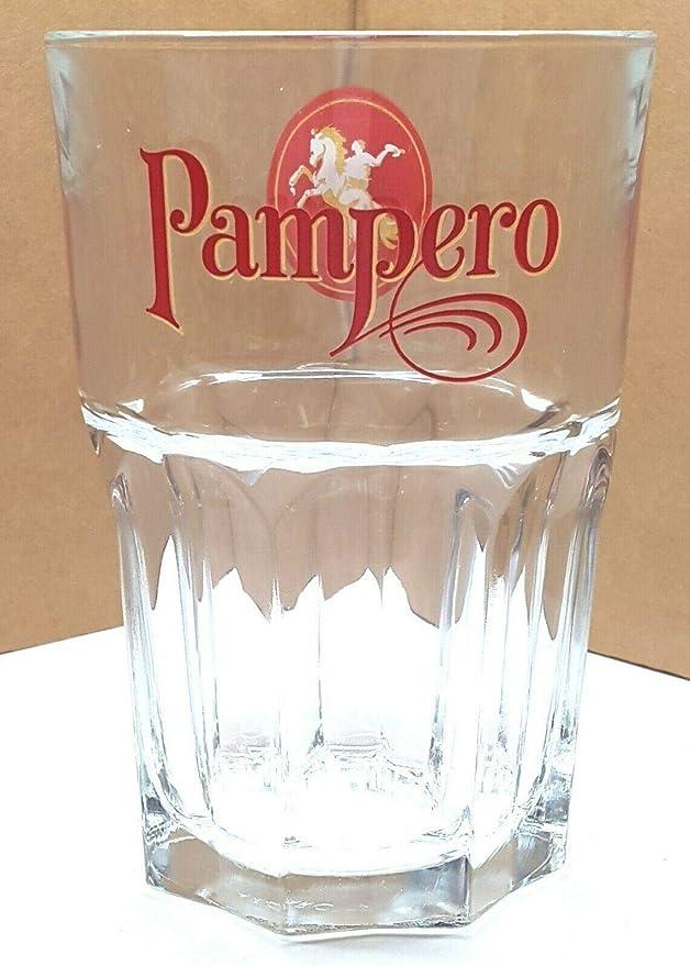 PAMPERO Juego de 6 Vasos de Romo Mojito: Amazon.es ...