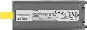 ENHONGFENG CF-VZSU48U 10.65V 58Wh New Laptop Battery for Panasonic Toughbook CF19 CF-19 MK1 MK2 MK3 MK4 MK5 MK6 MK7 MK8 Series CF-VZSU28 CF-VZSU48 CF-VZSU48R CF-VZSU50 CF-VZSU58U