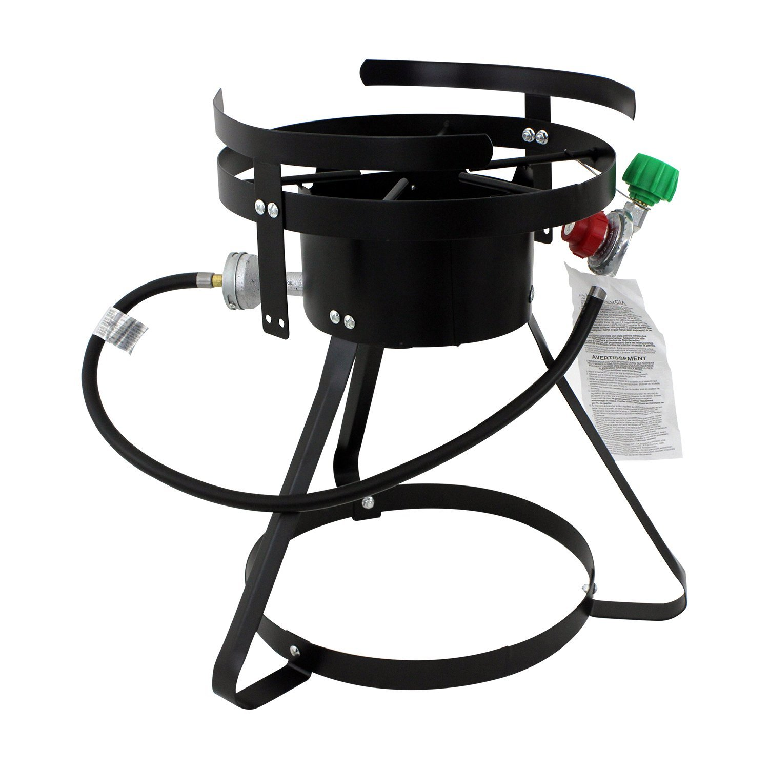 ... Bayou Classic Single Burner Patio Stove By Amazon Com Chard Bsr13  Portable Burner With Stand And ...