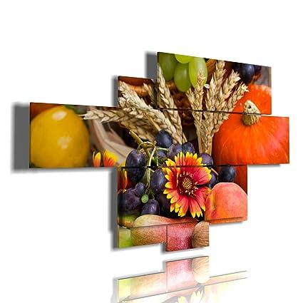 quadro moderno frutta 02 multilivello 3d quadri moderni fiori ...