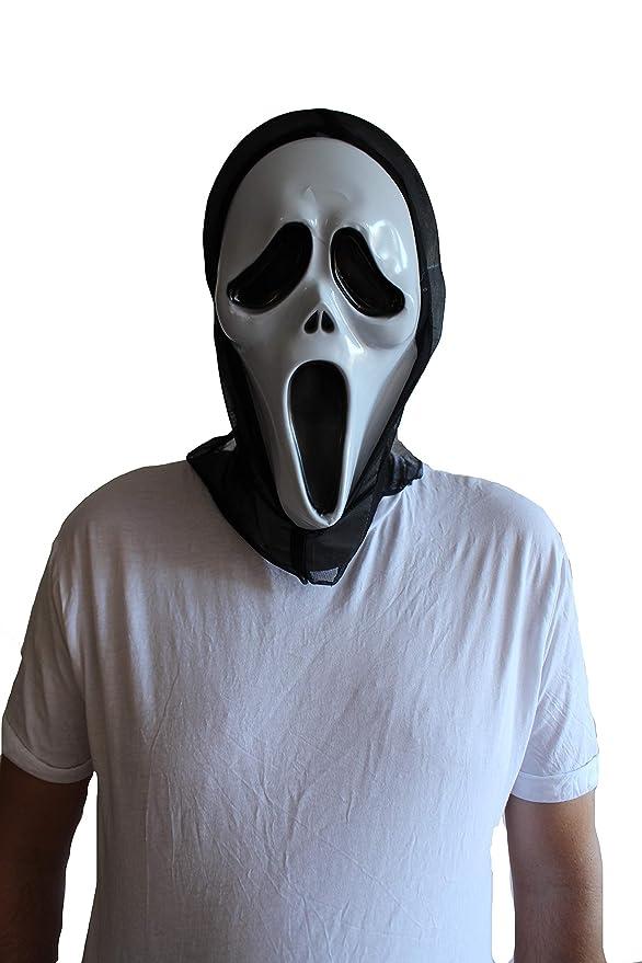 FW Scream 4 Ghost Face máscara 2012 edición licencia oficial de la máscara de los Estados Unidos Producto nuevo licencia oficial Estados Unidos: Amazon.es: ...