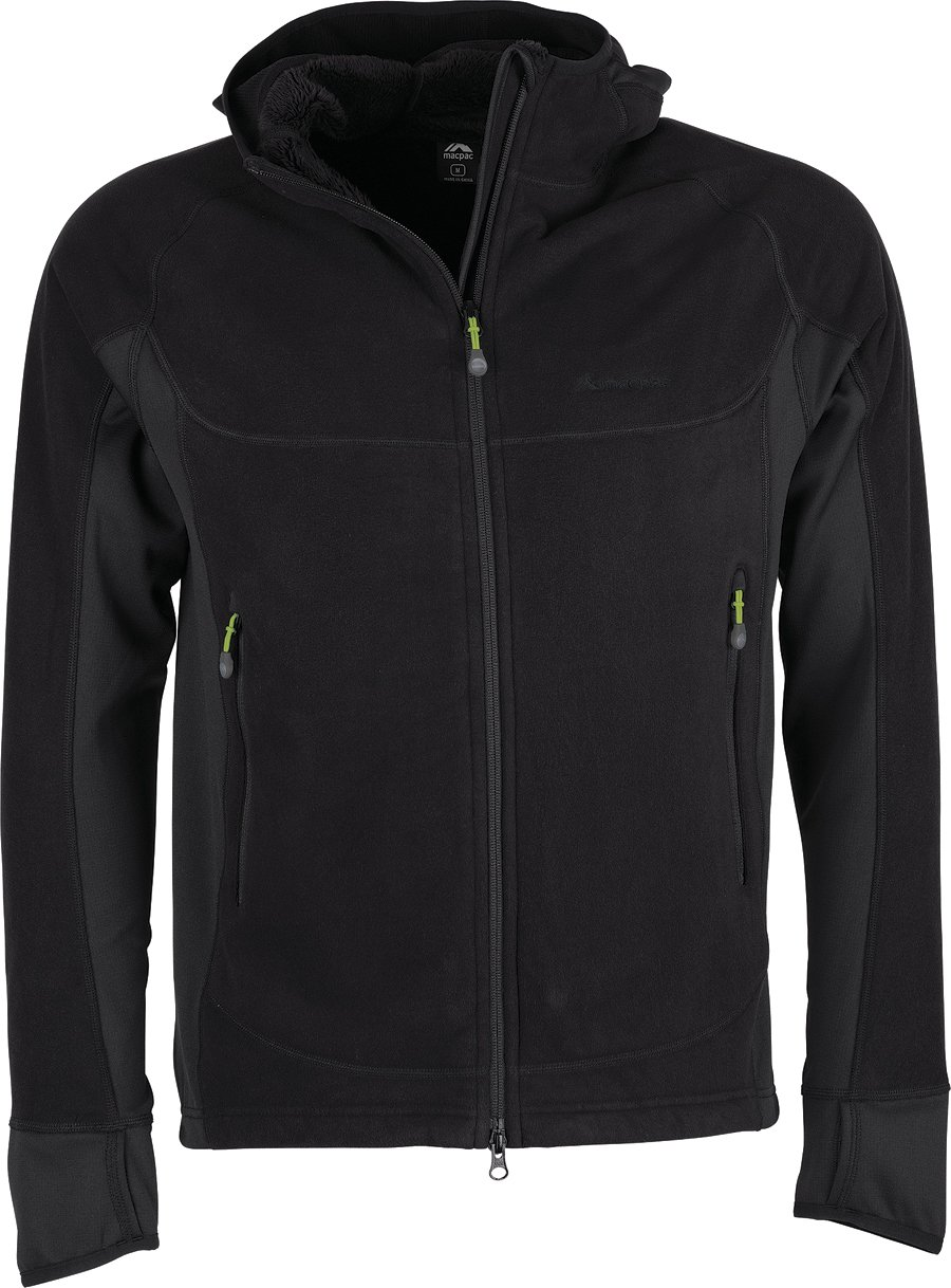 Macpac Mountain Fleece Hoody Herren