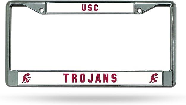 Rico Industries NCAA Unisex NCAA Chrome Plate Frame