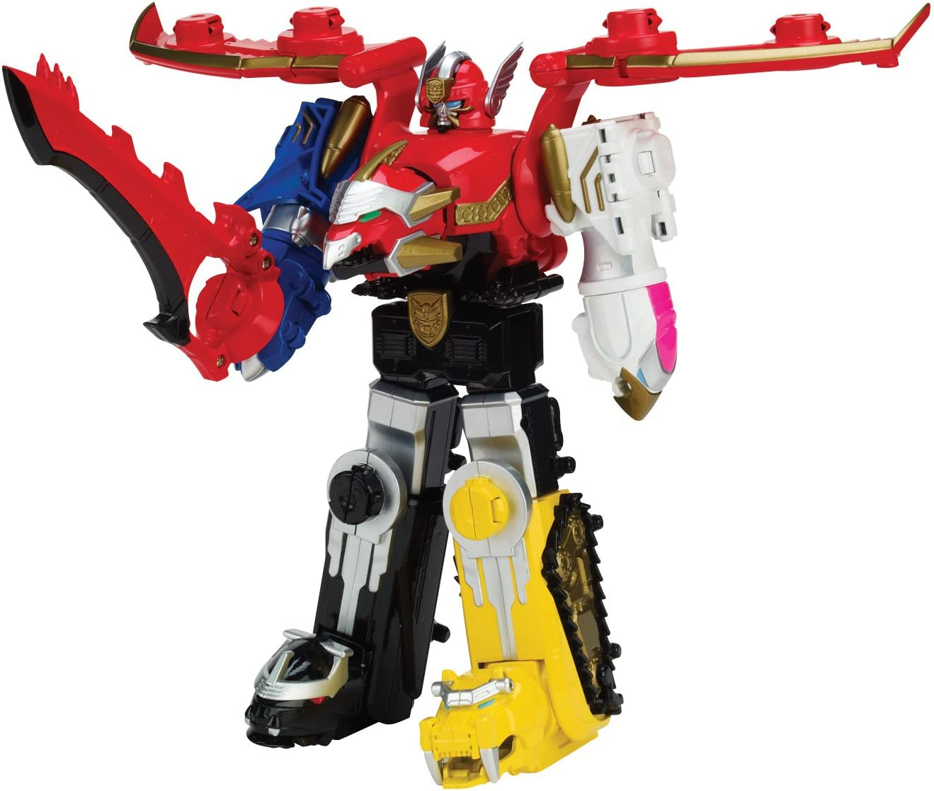 Power Rangers Megaforce Gosei Great Megazord