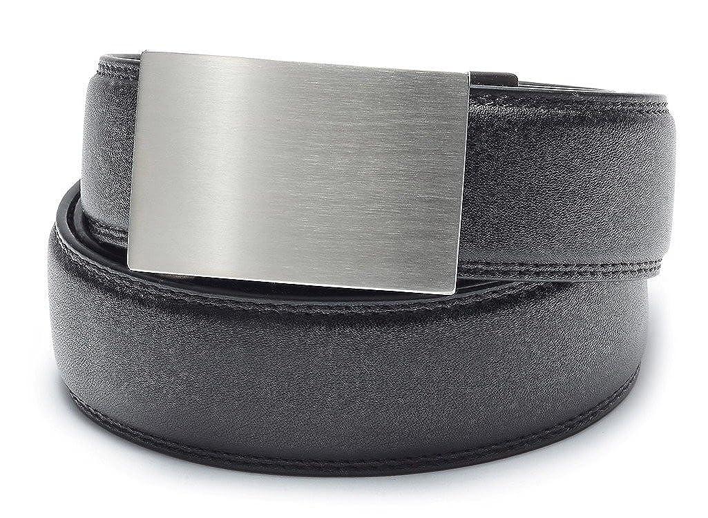 KORE Men's XL & XXL Top-Grain Track Belts | Choose a Buckle