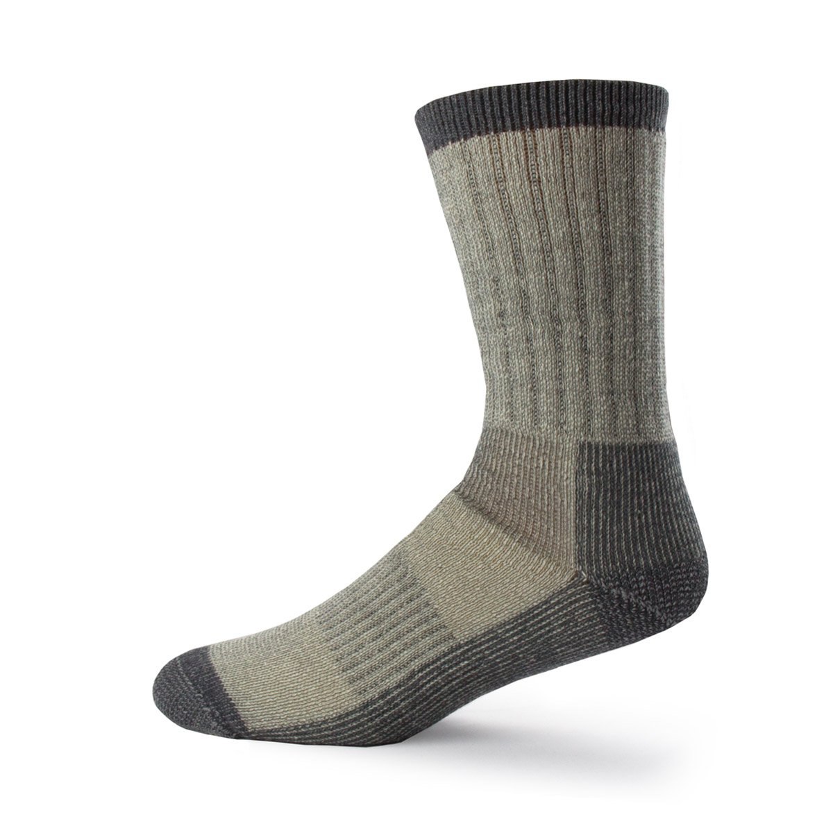 Minus33 Merino Wool Day Hiker Sock, Gray, Small by Minus33 Merino Wool