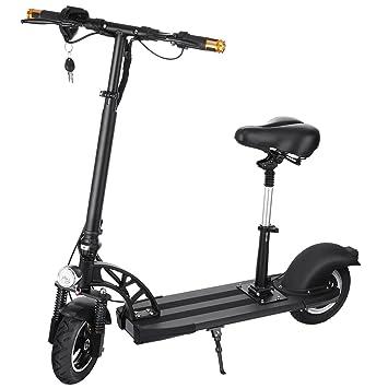 Lonlier e-Scooter- Patinete eléctrico de adulto plegable ...