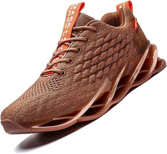 Amazon.com: Vooncosir - Zapatillas de tenis para hombre ...