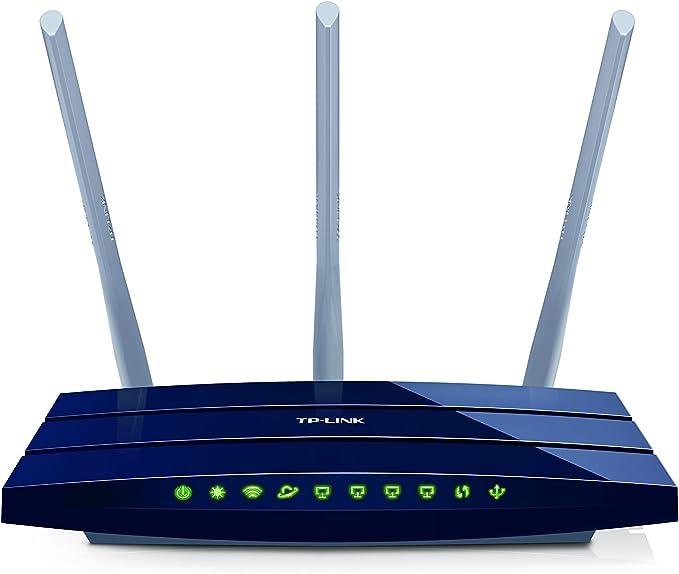 Tp Link Tl Wr1043nd N450 Gigabit Wlan Computer Zubehör