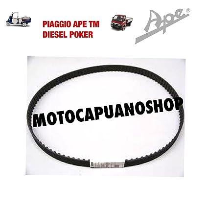 223106 correa distribución original Piaggio Ape Poker Gasolina y ...