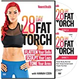 Women's Health 28 Day Fat Torch with Hannah Eden: Flatten Your Belly, Sculpt Your Legs, Tone Your Arms (DVD)