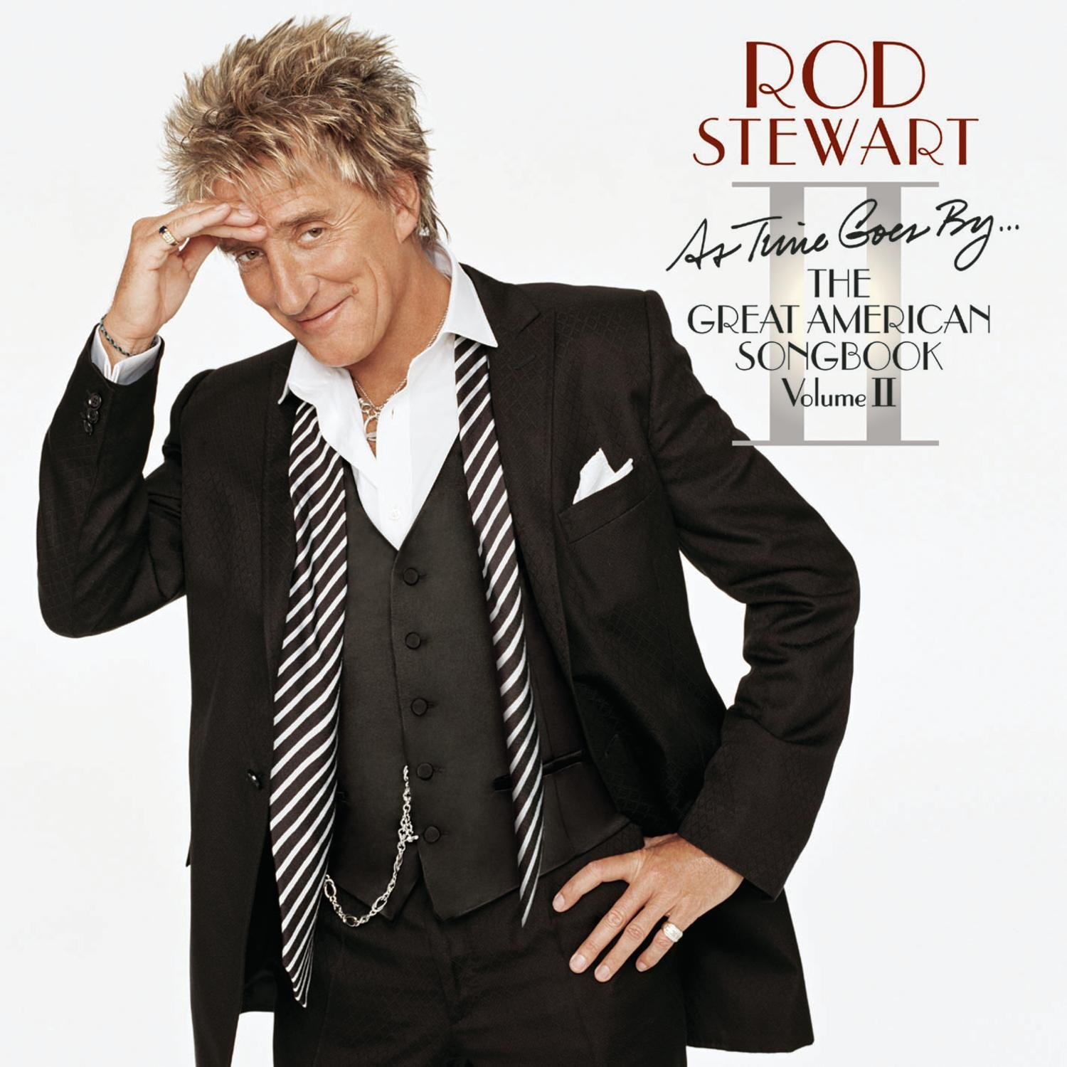Stewart, Rod - As Time Goes By...The Great American Songbook: Volume II -  Amazon.com Music