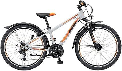 KTM Wild Cross 24.18 Street - Bicicleta Infantil de 18 velocidades ...