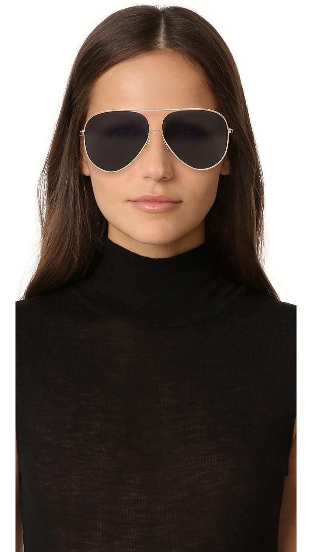 Amazon.com: Victoria Beckham bucle de la mujer Aviator ...