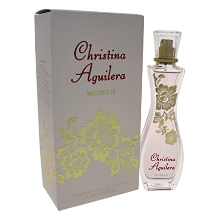 Christina Aguilera Woman Fragrance, 2.5 Fluid Ounce