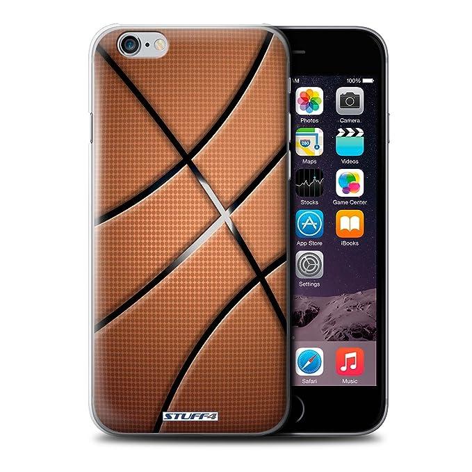 Carcasa/Funda STUFF4 dura para el Apple iPhone 6 / serie: Bolas de ...