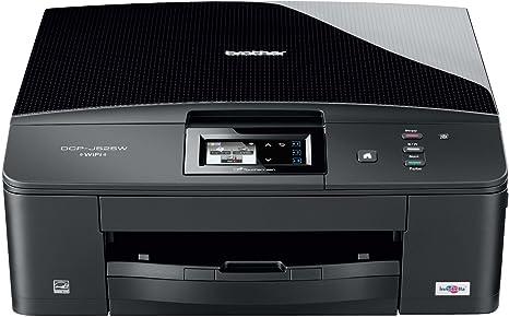 Brother - DCP-J525W- Impresora multifunción de inyección de ...