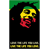 Bob Marley: A Little Book of Essential Quotes on Love, Life, and God book cover