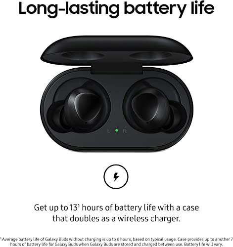 Samsung Galaxy Buds , Bluetooth True Wireless Earbuds (Wireless charging Case included)