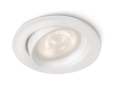 Philips smartspot ellipse recessed led ceiling spot light 4 w philips smartspot ellipse recessed led ceiling spot light 4 w integrated led white mozeypictures Images