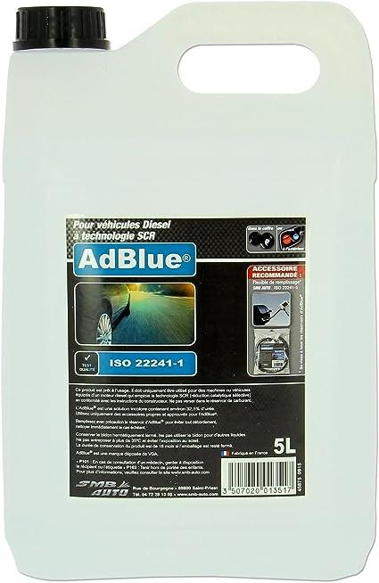 Smb Auto 11531 Adblue 5 L Dose Auto