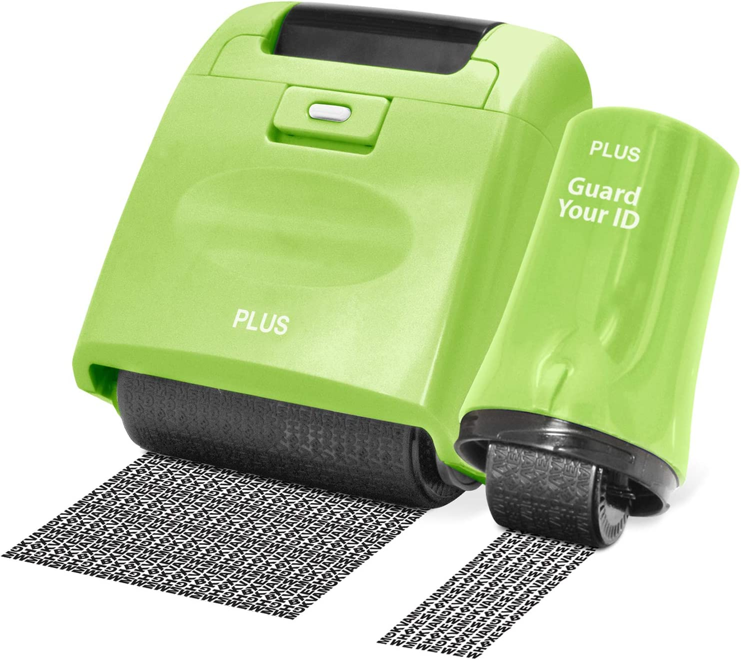 Roller Stamp Data Security Protection Theft Prevention ID Identity Rolling Guard