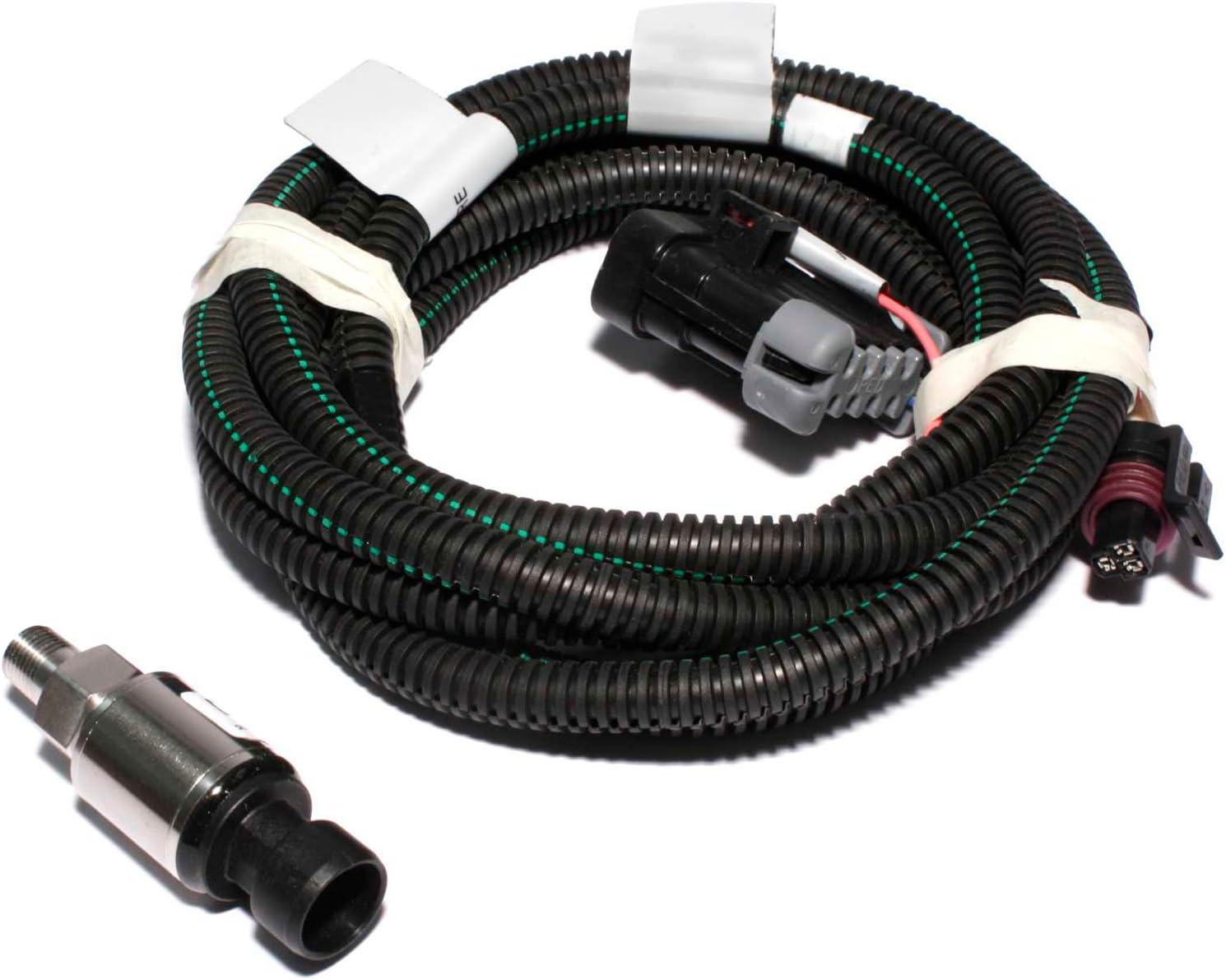 5 ☆ popular Max 67% OFF FAST 301408 Single Precision 0-100 Kit Sensor Harness and PSI
