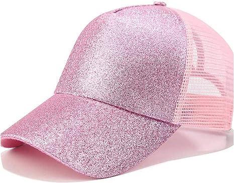 Margot-Charismatic-Shop - Gorra de béisbol con Purpurina para ...