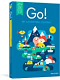 Go! (Blue): A Kids' Interactive Travel Diary and Journal (Wee Society)