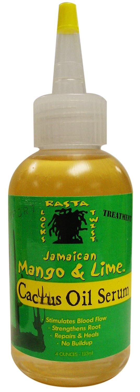 Rasta Mango & Lime Cactus Oil Serum Treatment 4 oz.