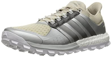 new products d041a b7f92 adidas Women s Raven W Running Shoe, Clear Brown Neo Iron Metallic Matte  Silver,