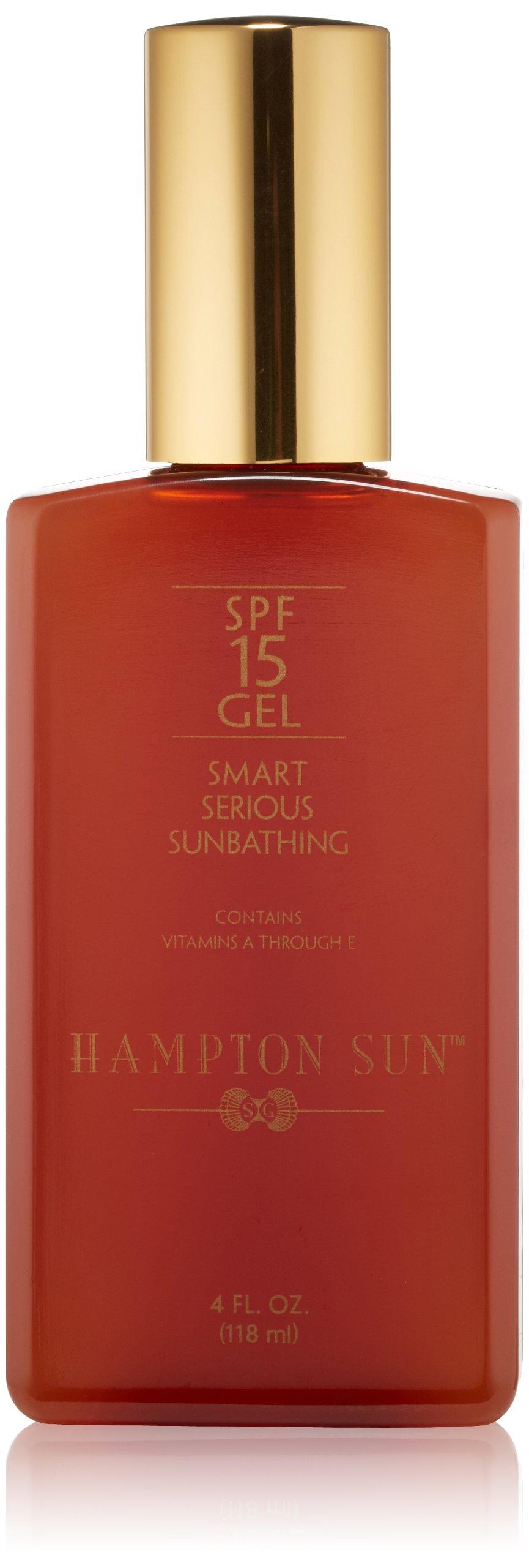 Hampton Sun SPF 15 Gel, 4 fl. oz.