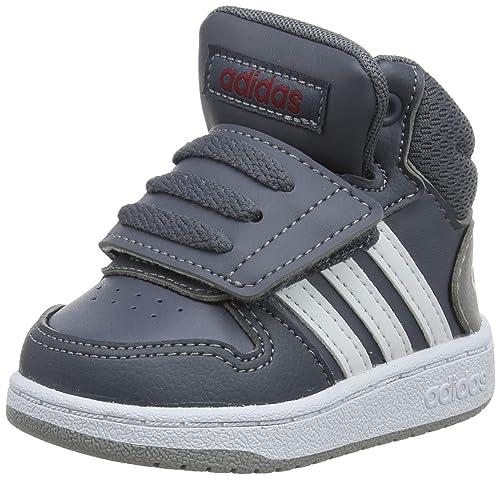 adidas Unisex Baby Hoops 2.0 Mid Sneaker: : Schuhe