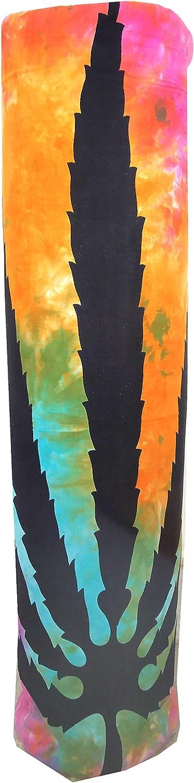 76 x 102 cm Indian Craft Castle Affiche murale color/ée /à motif feuille de marijuana poster 30x40 inches vert