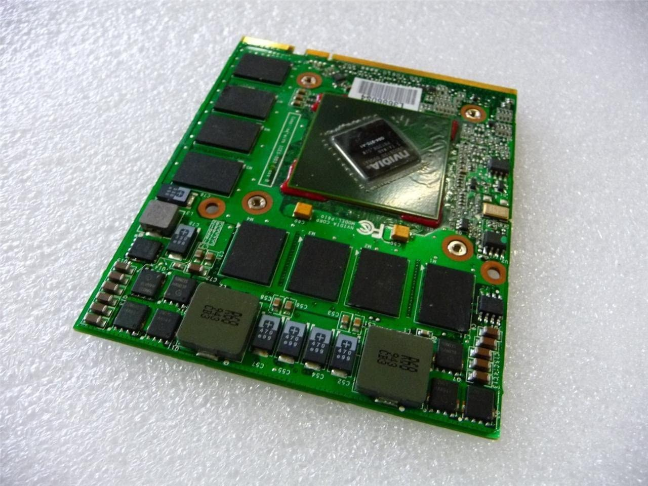 NVIDIA QUADRO FX2700M 512MB G94-975-A1 VIDEO GRAPHICS CARD